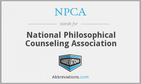 Philosophical Consultant, Counselor or Therapist - Carrer Paths